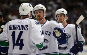 sedins-and-burrows